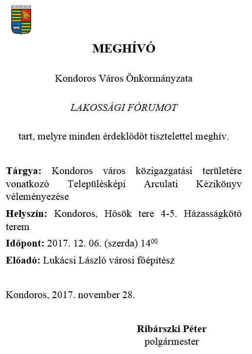 Lakossagi forum 20171206