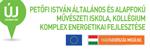 Petőfi István Általános és Alapfokú Művészeti Iskola, Kollégium komplex energetikai Fejlesztése